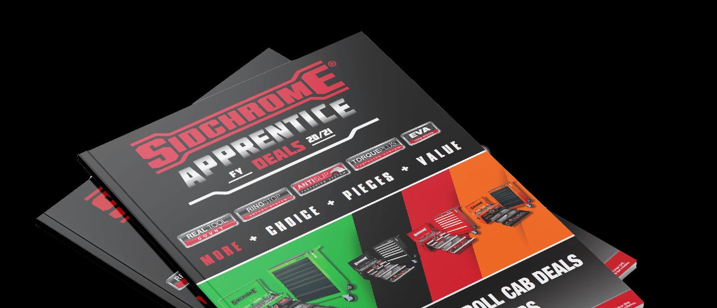 Sidchrome Apprentice Catalogue