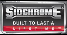 Sidchrome Built To Last Logo
