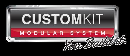 Sidchrome custom kit modular system logo